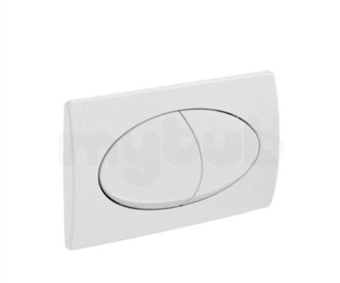 Artline Flush Plate Double 4573127 Toilet Geberit