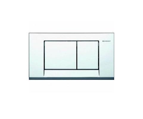 brand new 267ee b4e8f Geberit Bolero flush plate 2 Mengen-A~3895407 | Toilet ...