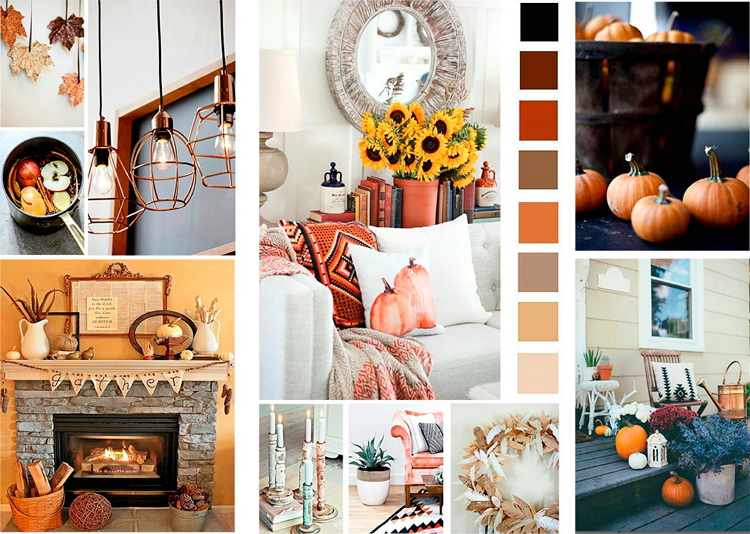 2015 Autumn Mood Board Competition Winner