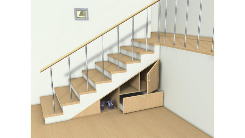 ARCHLine Project: Under Stair Storage Solution