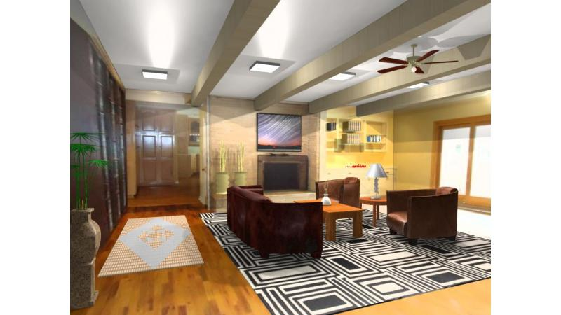 ARCHLine Project: Virtual Staging