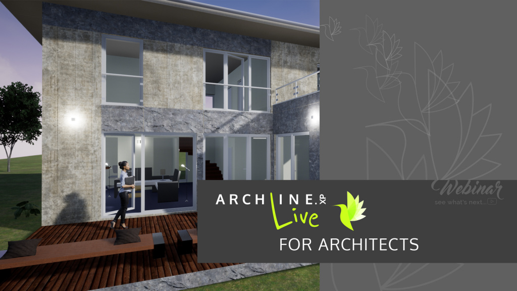 ARCHLine.XP Live for Architects