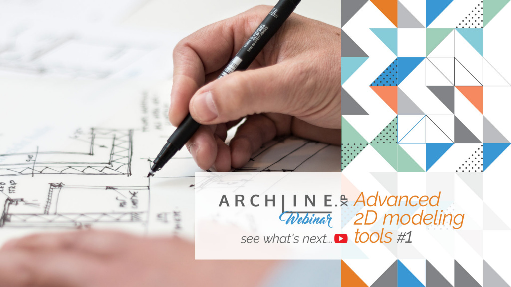 Advanced 2D Modeling Tools #1