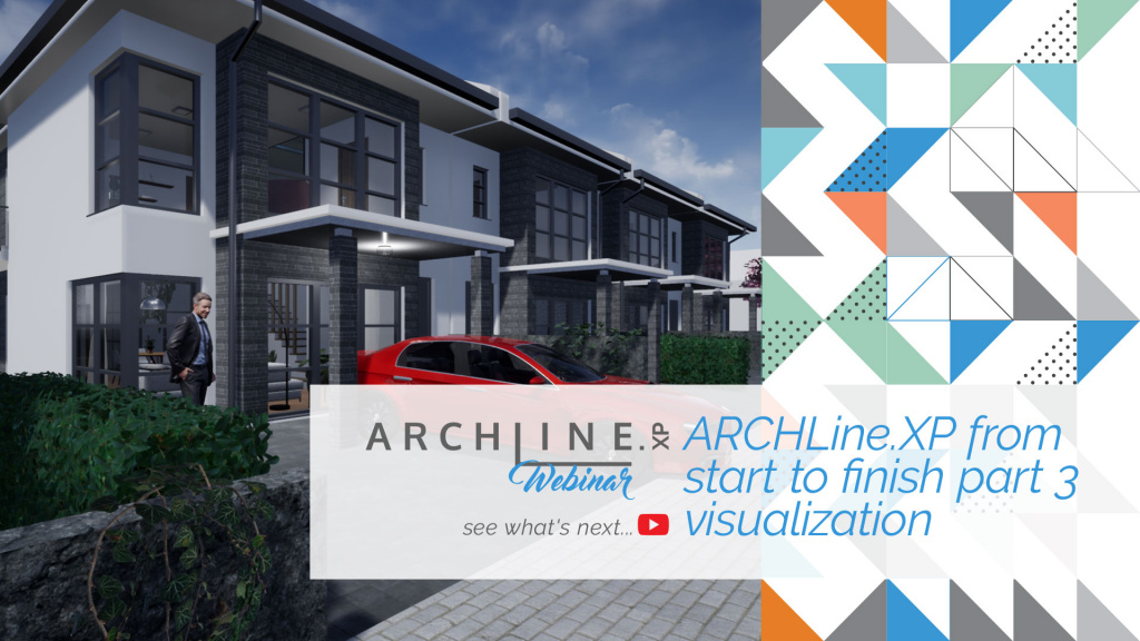 ARCHLine.XP From Start To Finish Part 3
