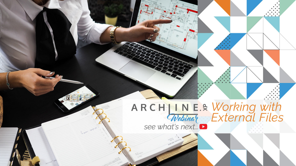 Working with External Files - The ARCHLine.XP Imports