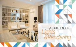 Interior Design #4 - Lights&Render