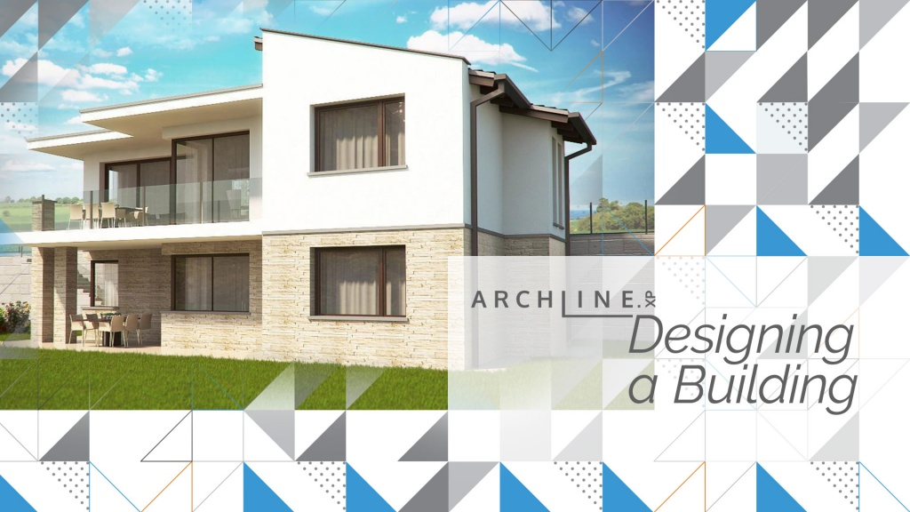 ARCHLine.XP Gateway to BIM #1