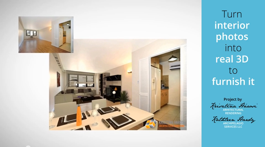 Virtual Home Staging 2015